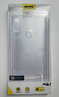 Силіконовий чохол SMTT Xiaomi Redmi Note 5 Pro / Note 5 (Clear)