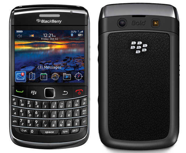 Обзор смартфона BlackBerry 9700 Bold
