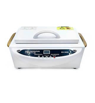 Высокотемпературный сухожаровой шкаф для стерилизации KH-360B на 300 Вт