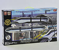 Железная дорога 3065 Монорельс, р/у, 122 детали, на батарейках