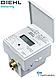 Ультразвуковой водосчетчик HYDRUS 15-2,5 DN15 - G3/4B Qn 2,5 муфта, L=110, R400, с дисплеем, M-Bus  (Германия), фото 3