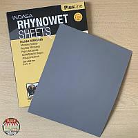 Лист абразивный водостойкий Indasa Rhynowet Plusline, 280 мм x 230 мм (P1500-P2500)