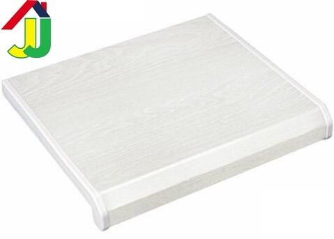 Подоконник Danke Белое Дерево Глянец 300 мм влагостойкий, устойчивый к царапинам, для окон
