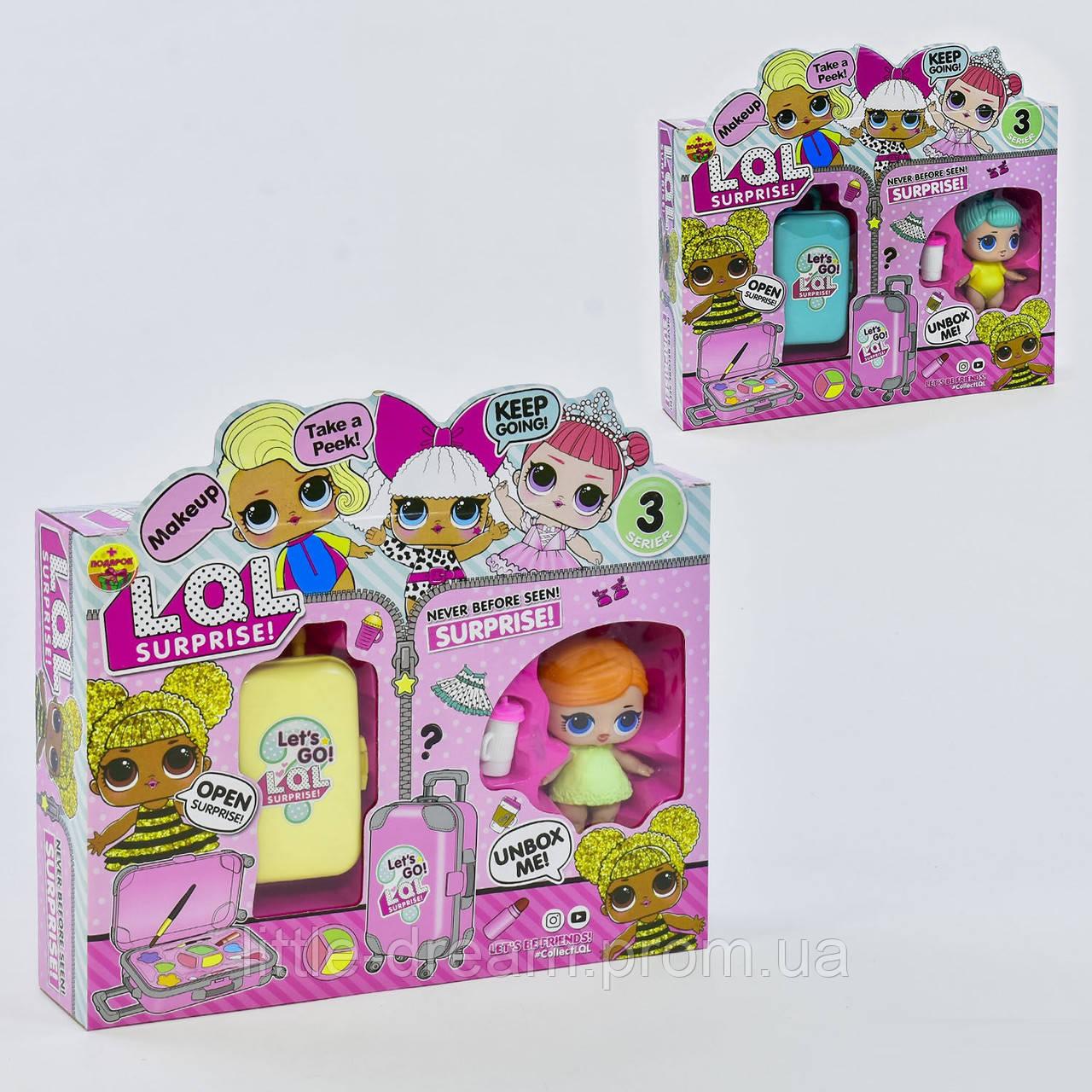Кукла ВВ 39-3 (аналог LOL)