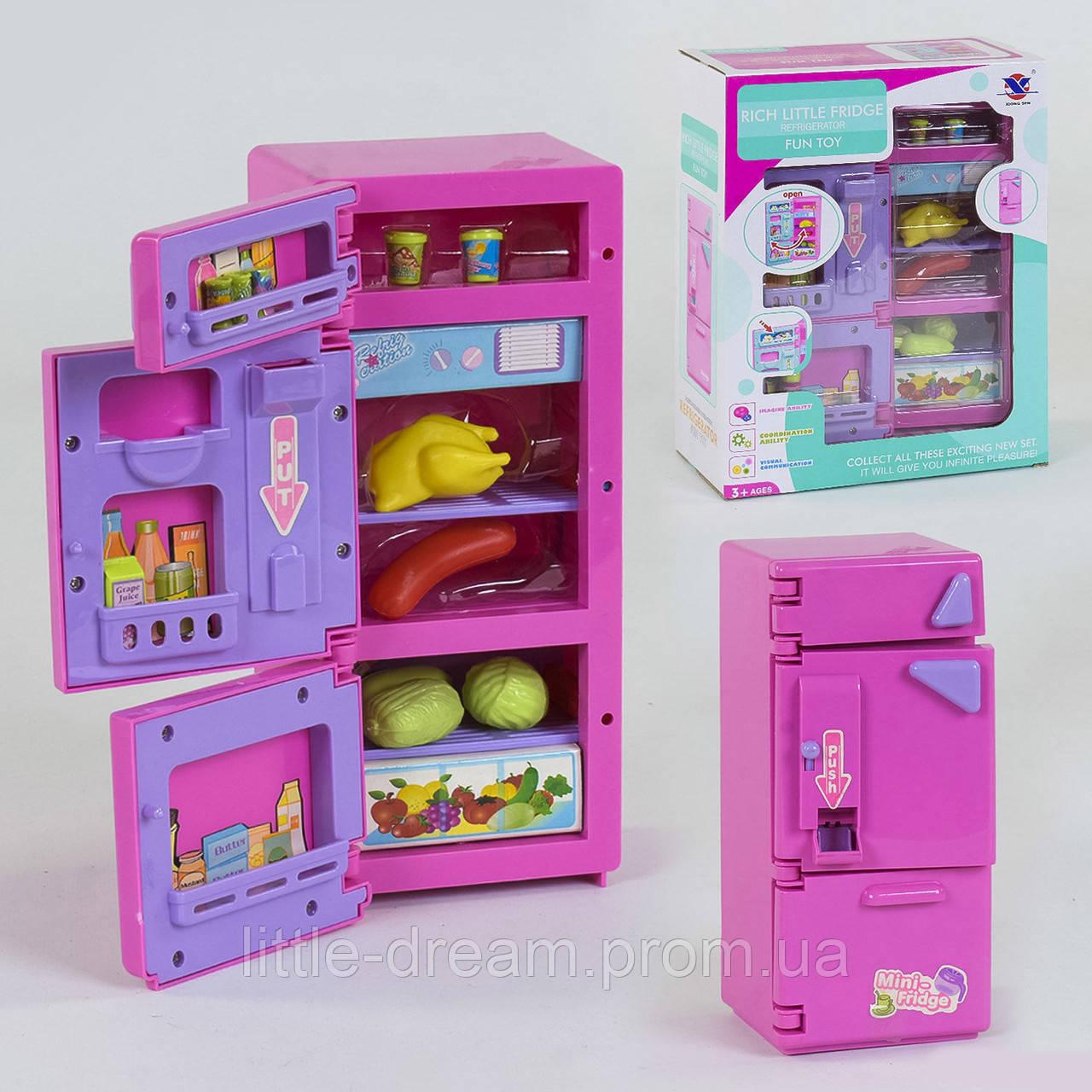 Холодильник XS 18006, свет, звук