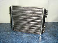 """Радиатор отопителя, радиатор печки ВАЗ 2105 """"АМЗ"""" алюмин. (РАС-ОТ2105) широкий"""