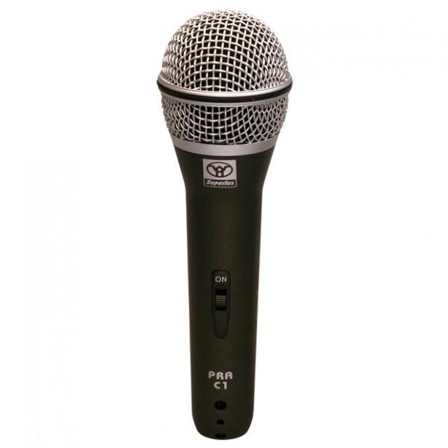 Мікрофон вокальний динамічний SUPERLUX PRAC1