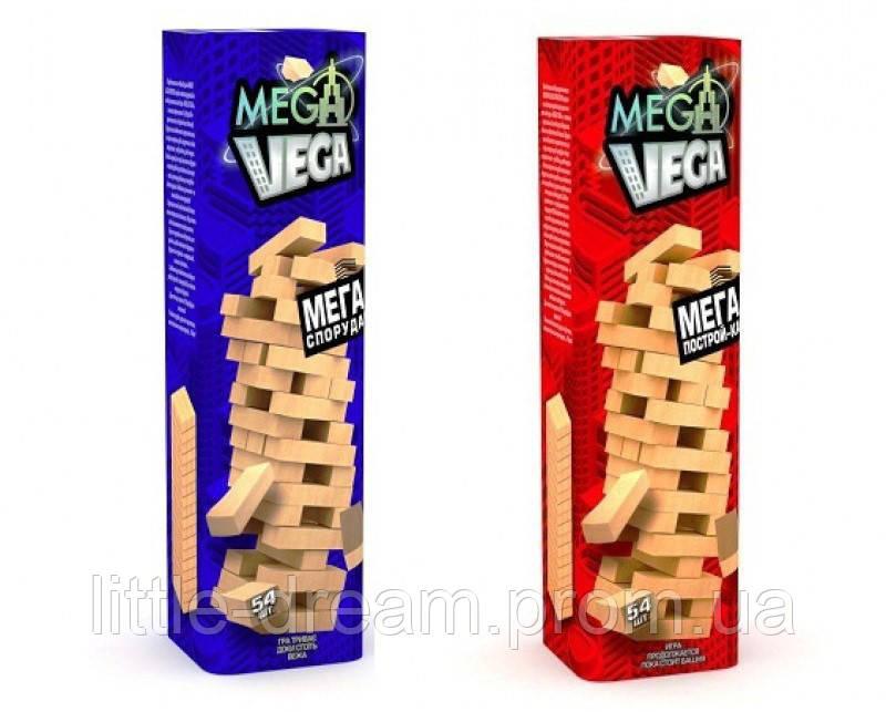 "Настольна игра G-MV-01U - укр. - ""Mega Vega"" укр. ""ДАНКО ТОЙС"""