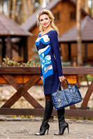 Осеннее платье женское(44-48р) ,доставка по Украине