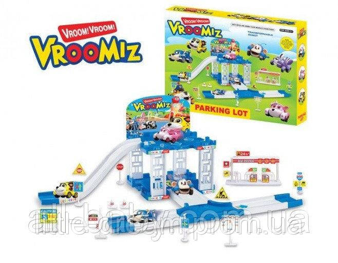 """Детский игровой набор парковка """"Wroomiz"""" ZY 590"""