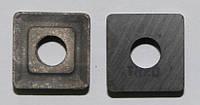 Пластина твердосплавная 5гр. отв. 6мм гладк. 10113-110408 Т5К10 / Т15К6
