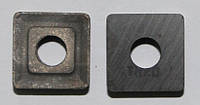Пластина твердосплавная 3гр. большая ВК8 02114-120612
