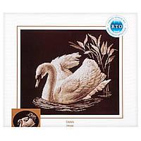 Набор для вышивания крестиком РТО М211 Лебедь