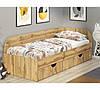 Детская/подростковая кровать Соня-2 с ящиками для белья, фото 3