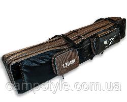 Універсальний чохол - сумка (валіза) для вудилищ Sport Winner 130 см