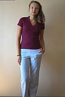 Спортивные женские штаны из(начеса и байки)