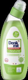 Безопасное натуральное средство для чистки унитаза Denkmit WC Reinigungsgel nature 750 мл.