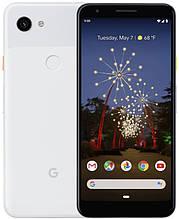 Смартфон Google Pixel 3a 4/64GB Clearly White Европейская версия 9 мес.