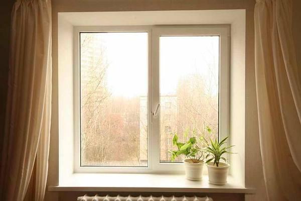 Вікно металопластикове тепле Steko (1325 х 1555). ДОСТАВКА ПО УКРАЇНІ БЕЗКОШТОВНО!
