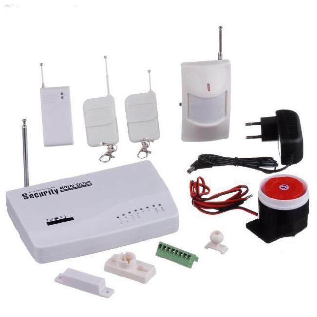 GSM сигнализация для дома Alarm JYX G200, с датчиком движения