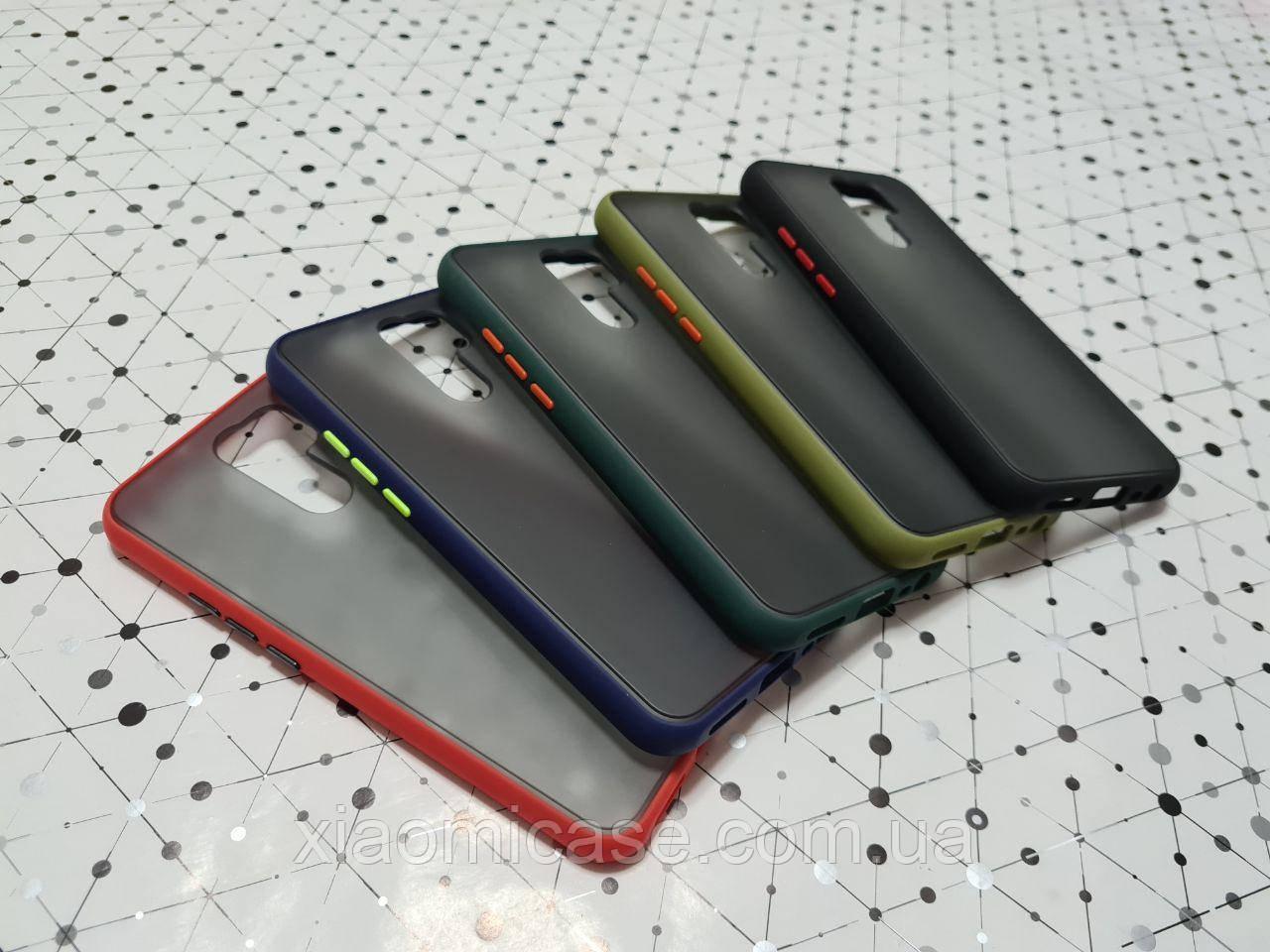 Чехол накладка Спорт для Xiaomi (Ксиоми) Redmi 9