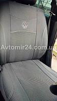 Чехлы на сиденья RENAULT MEGANE 2 sedan в салон 2002-2009 цельная Рено Меган