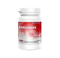 Кардионекс (Cardionex) таблетки от гипертонии, фото 1