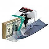 Портативная счетная машинка для денег V30, от сети и от батареек, фото 3
