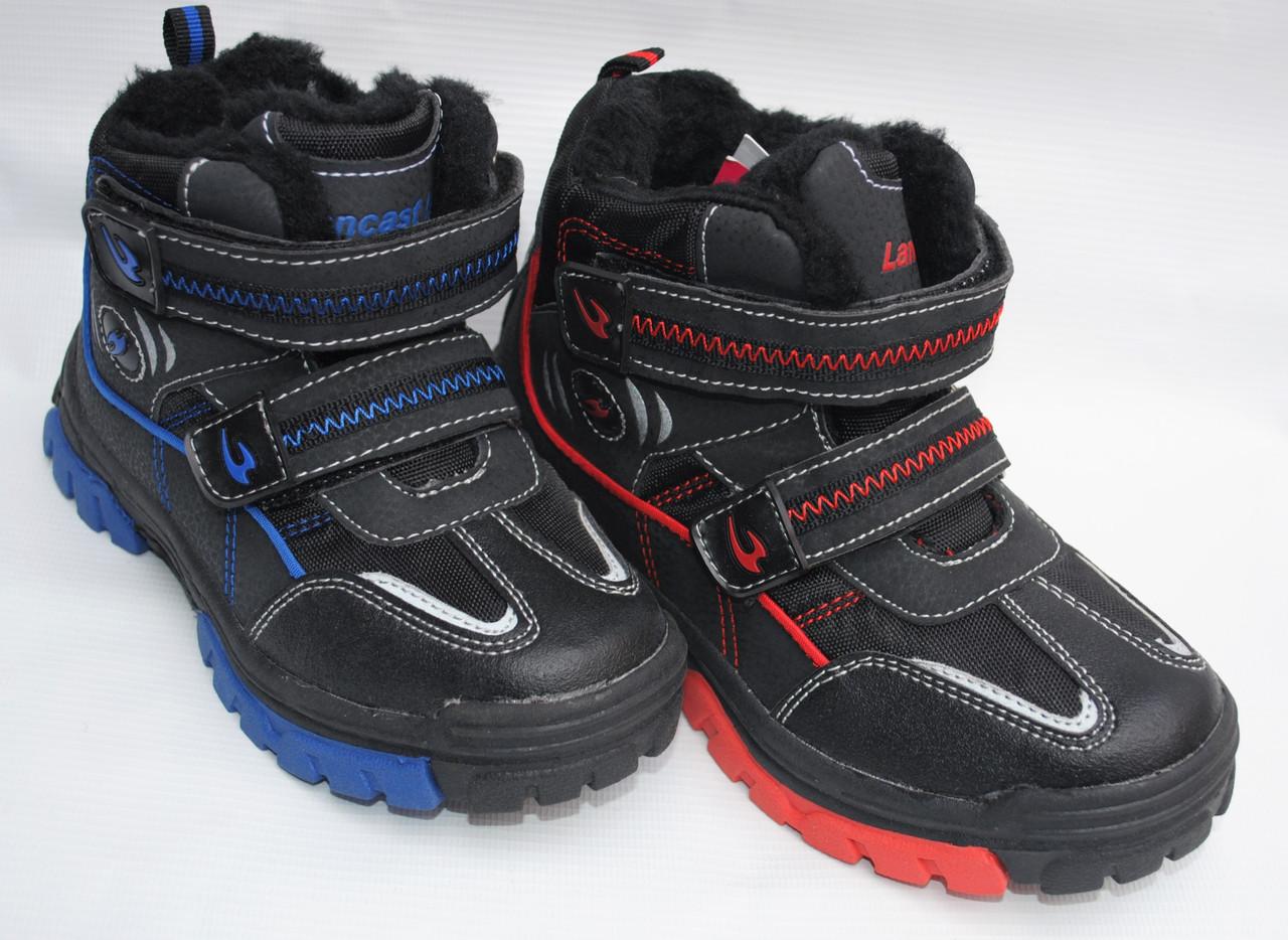 Зимние ботинки  Lancast