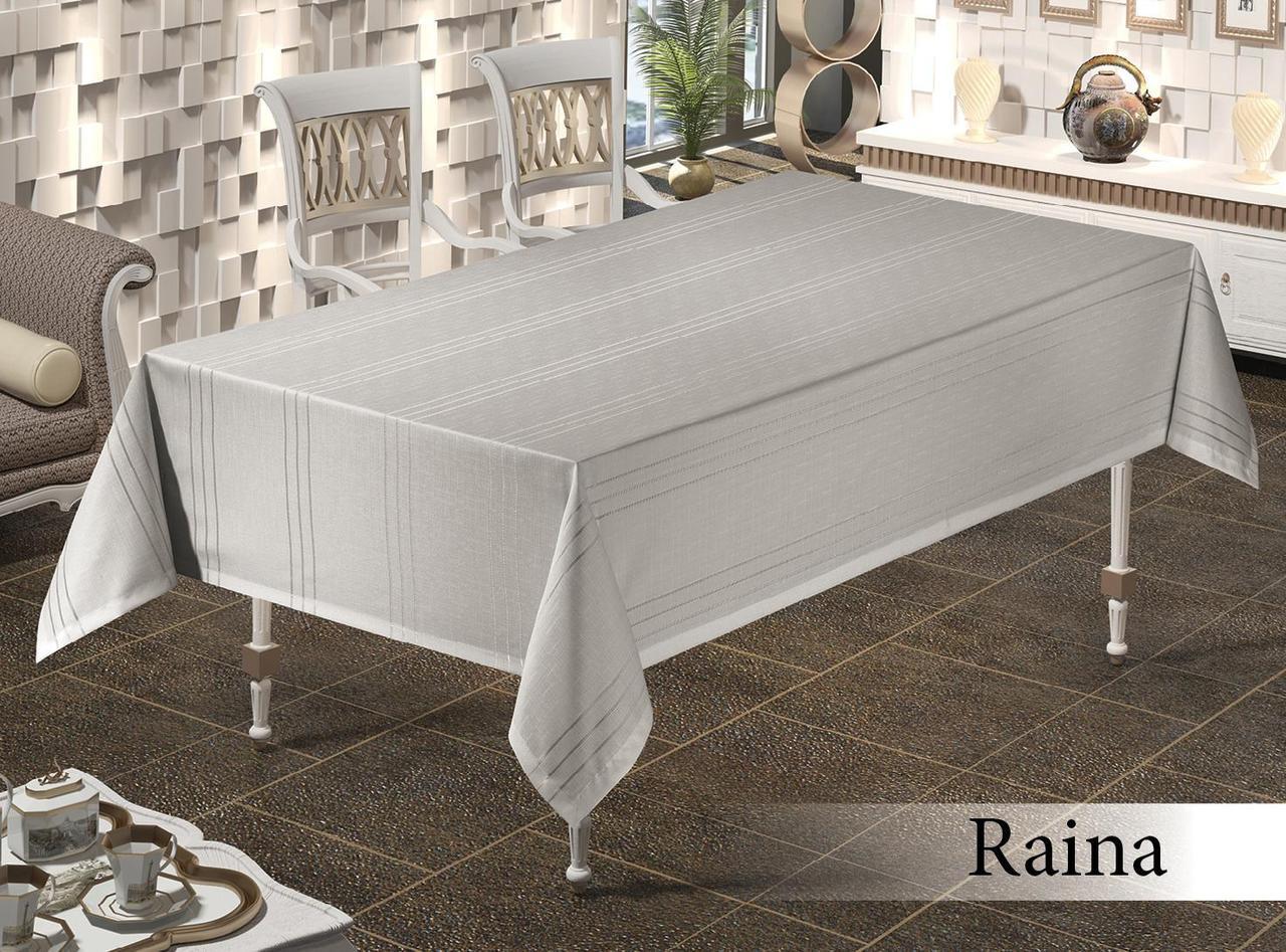 Скатертина Maison Royale 160x350 Raina Grey