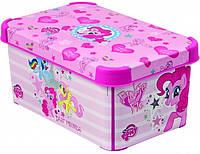 Ящик для хранения MY LITTLE PONY S CURVER