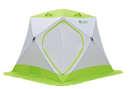Зимняя палатка LOTOS Cube Professional, фото 2