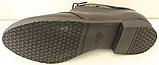 Туфли черные кожаные женские от производителя модель КС26К, фото 5