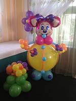 Фигуры из  воздушных шаров, фото 1