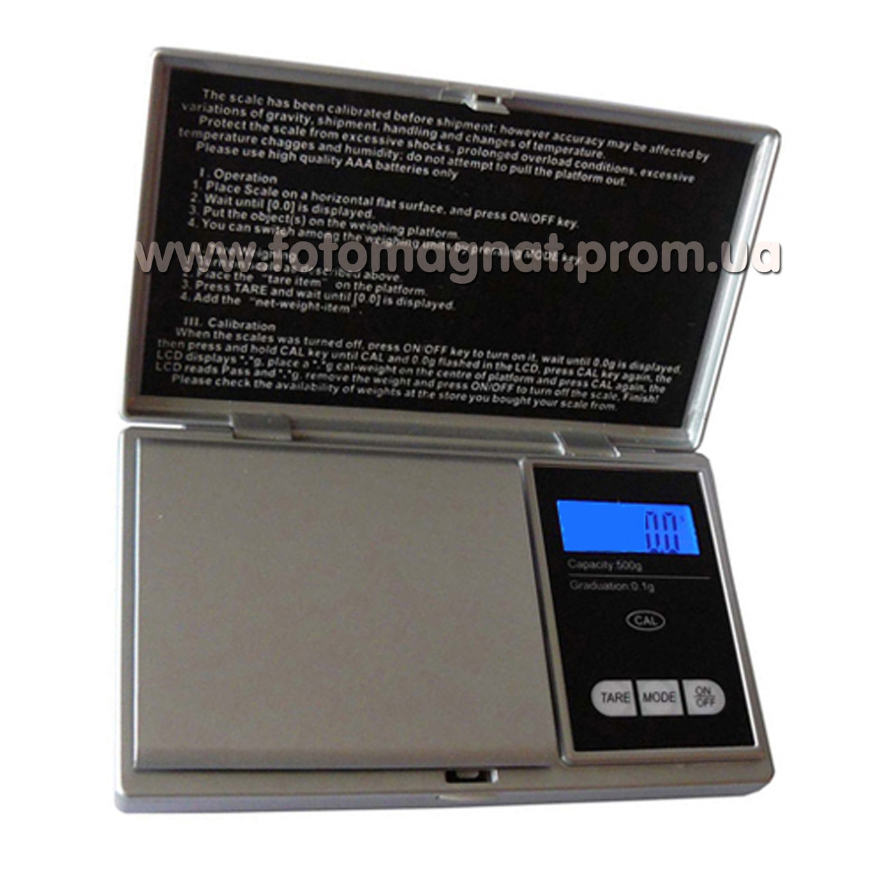 Весы ювелирные 6256,200г.  0 01г (карманные весы)