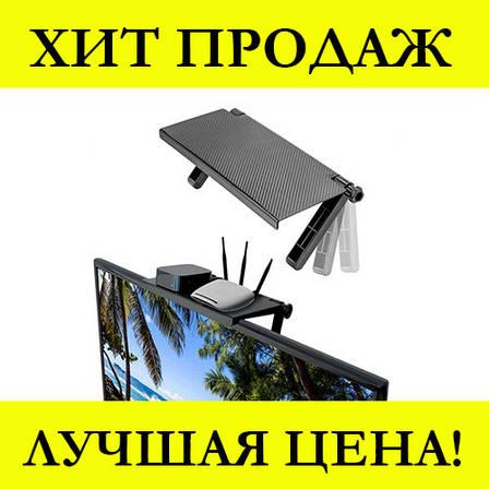 Держатель подставка на телевизор Screen Top Shelf, фото 2