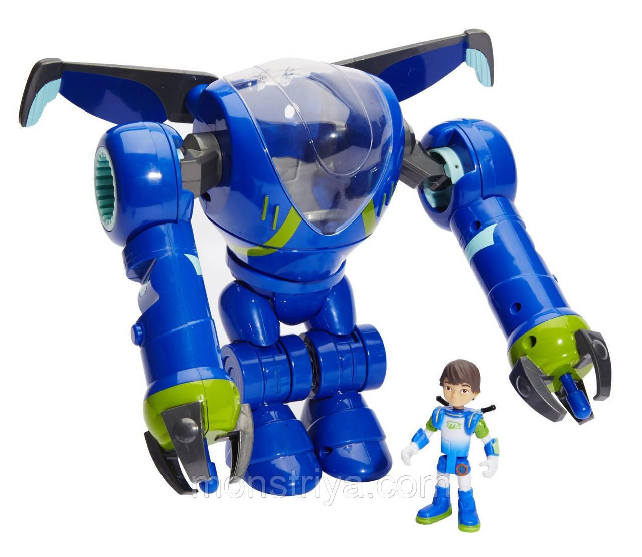 Игрушка Майлз с другой планеты. Межгалактический скафандр Экофлекс - скафандр Майлз