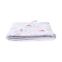 Cotton Living - Детское банное полотенце с капюшоном Modern City