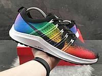 Кросівки чоловічі в стилі Nike Zoom різнокольорові