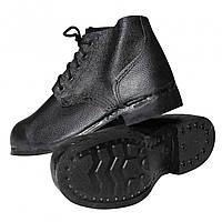Ботинки гвоздевые  42 Черный
