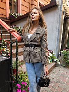 """Шикарный трендовый женский пиджак с подкладкой """"Констанция"""""""