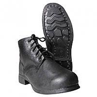 Ботинки гвоздевые  45 Черный