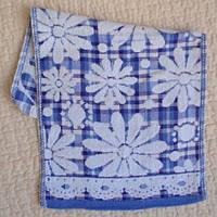 Кухонные полотенца Лен+махра. Уникальное качество, размер 30*50 см (в уп. 20 шт) 805