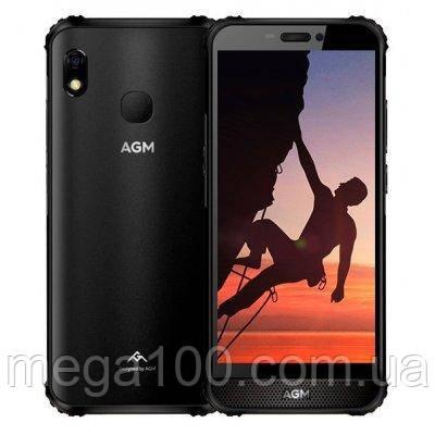 """Смартфон AGM A10 протиударний (""""5,7-екран, пам'яті 4/64, акб 4400 мАч)"""