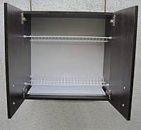 Сушилка для посуды 60см в шкафу с петлями , фото 1