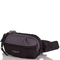 Мужская поясная сумка ONEPOLAR (ВАНПОЛАР) W3001-grey