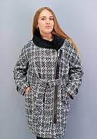 Пальто женское Чик больших размеров