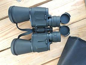 Бінокль Сапоп 20х50 56м/1000м Чорний, фото 3