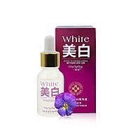 Сыворотка регенерирующая для лица с экстрактом хризантемы One Spring White 15 мл Оригинал