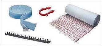 Матеріали для облаштування теплих підлог